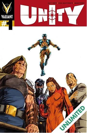 UNITY (2013- ) #1: Digital Exclusives Edition