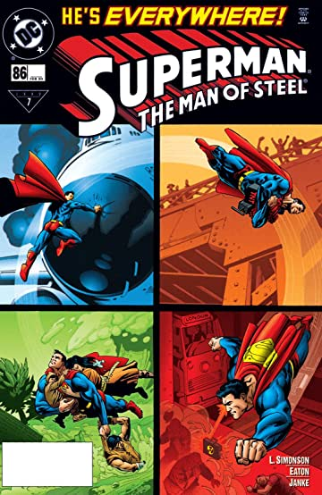 Superman: The Man of Steel (1991-2003) #86