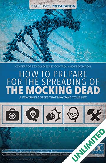 The Mocking Dead #2 (of 5): Digital Exclusive Edition