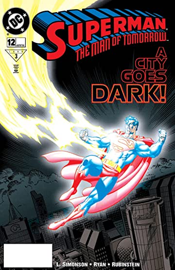 Superman: The Man of Tomorrow (1995-1999) #12