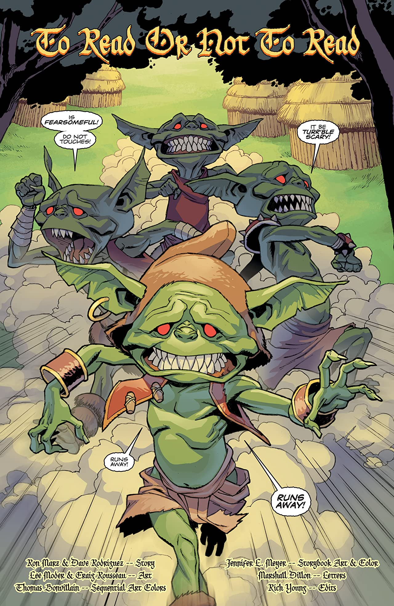 Pathfinder: Goblins! #3 (of 5)