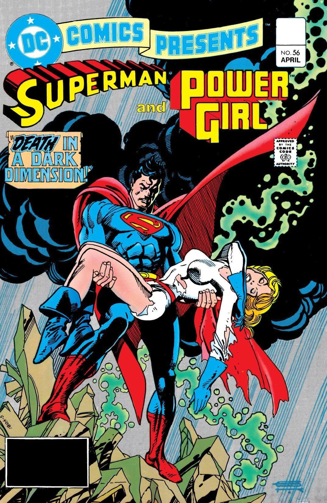 DC Comics Presents (1978-1986) No.56