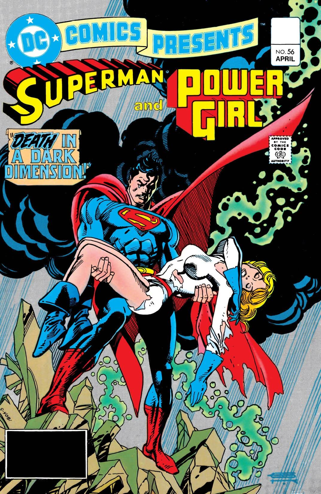 DC Comics Presents (1978-1986) #56