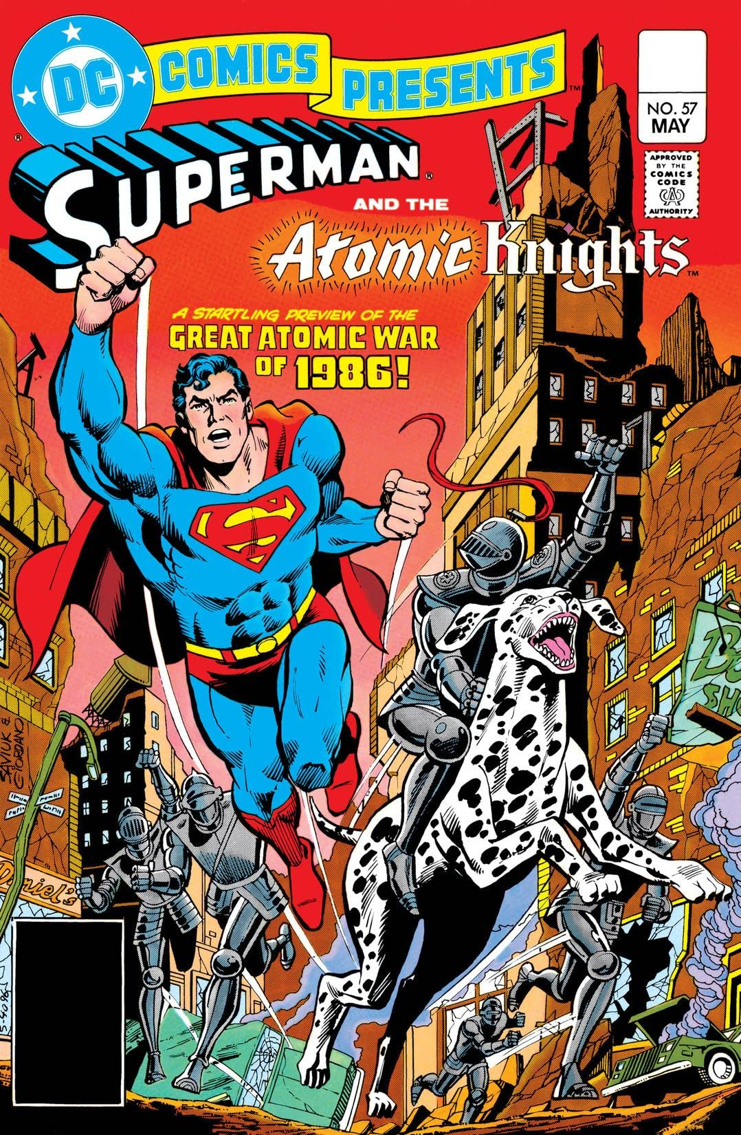 DC Comics Presents (1978-1986) #57