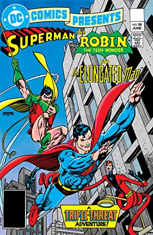 DC Comics Presents (1978-1986) #58
