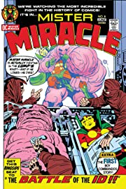 Mister Miracle (1971-1978) #8