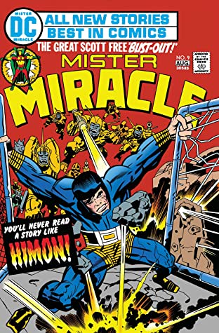 Mister Miracle (1971-1978) #9