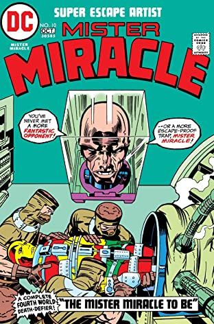 Mister Miracle (1971-1978) #10