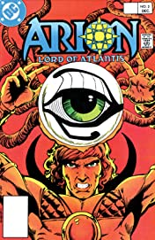 Arion, Lord of Atlantis (1982-1985) #2