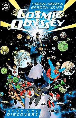 Cosmic Odyssey (1988-1989) #1