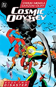 Cosmic Odyssey (1988-1989) #2