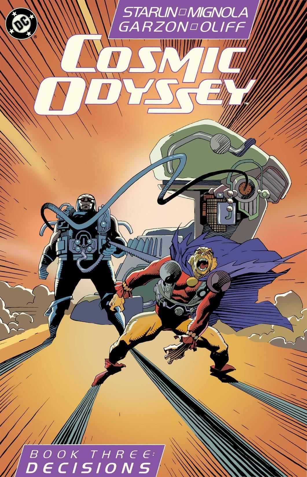 Cosmic Odyssey (1988-1989) #3
