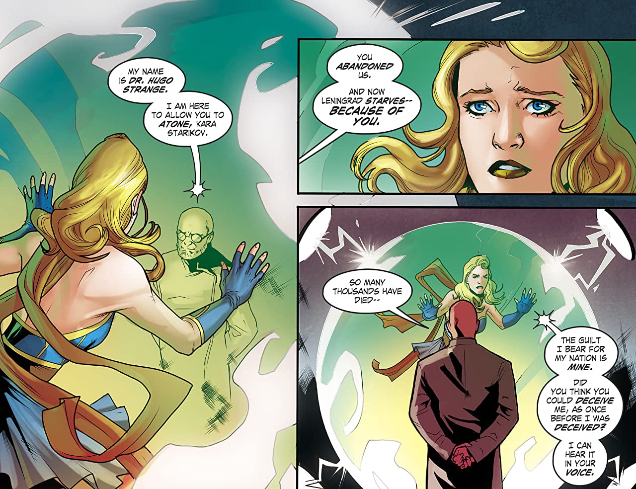 DC Comics: Bombshells (2015-2017) #84
