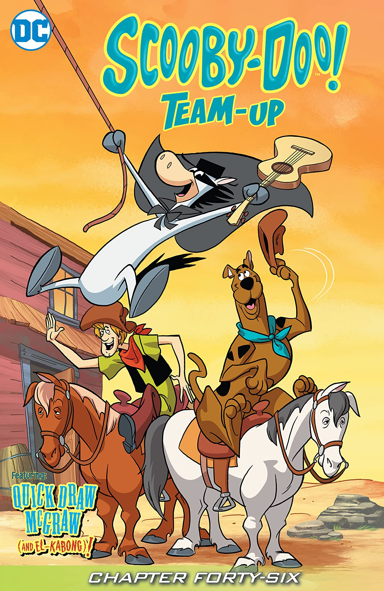 Scooby-Doo Team-Up (2013-) #46