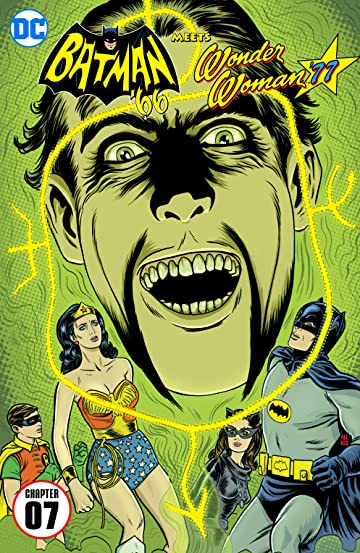 Batman '66 Meets Wonder Woman '77 (2016-) #7