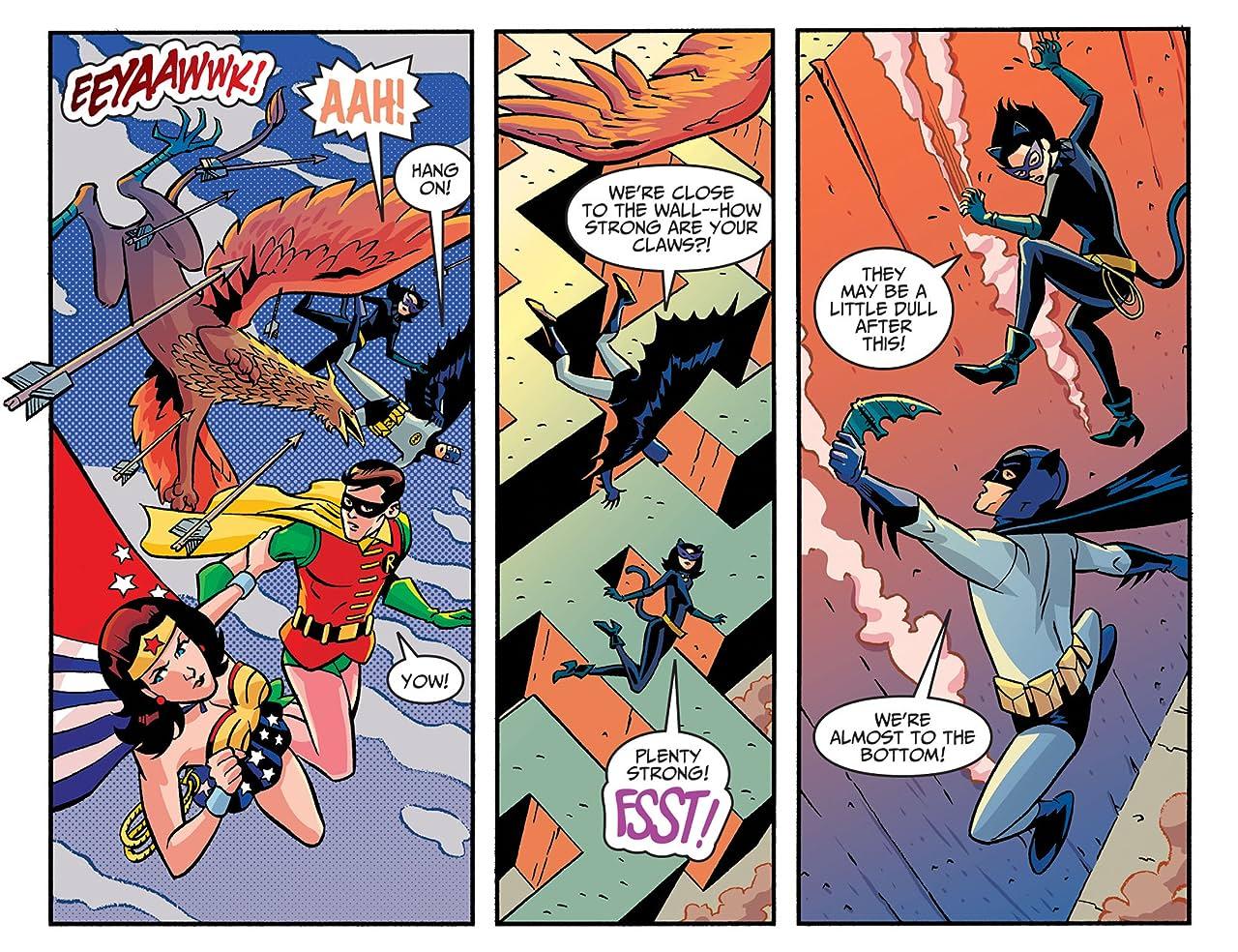 Batman '66 Meets Wonder Woman '77 (2016-) #7