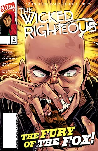 The Wicked Righteous #2