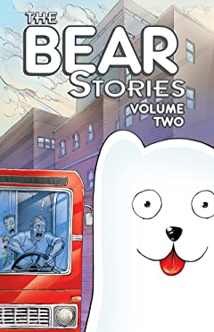 The Bear Stories Vol. 2: Volume Two: F$%#king Idiots