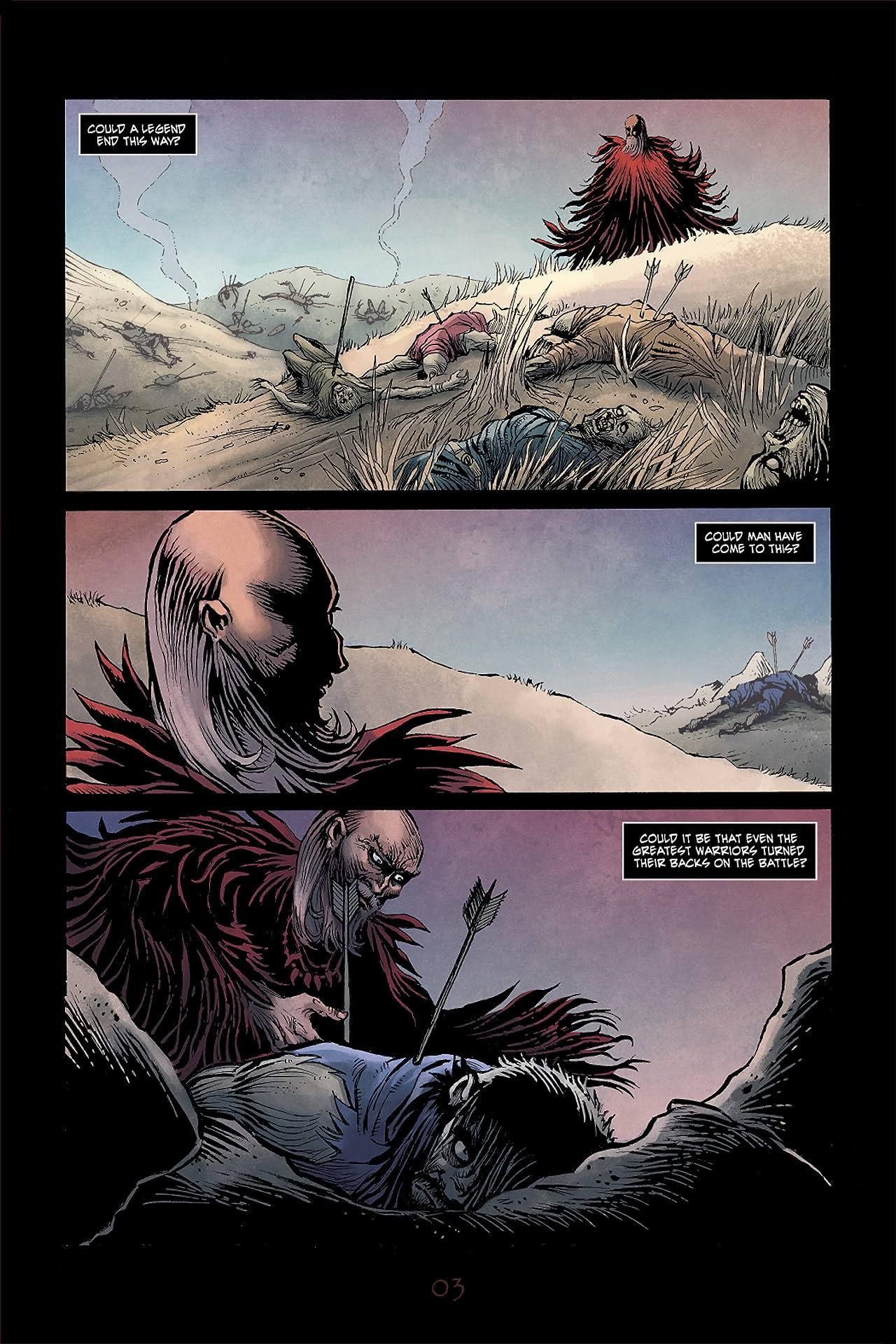 Dark Age - The Shaman's Legacy #1