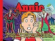 Annie Vol. 1: The Phantom Commando & The Queen of the Martian Iguanas