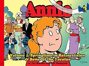 Annie Vol. 2: Springtime in Ratznestistan & Bones of the Yucatan