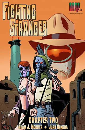 Fighting Stranger: Chapter Two