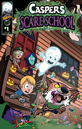 Casper's Scare School #1 (of 4)