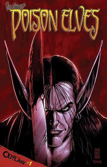 Drew Hayes Poison Elves #1