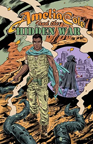 Amelia Cole #11: Hidden War Part 5