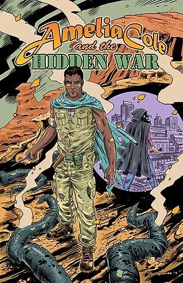Amelia Cole #11: Hidden War Part 5