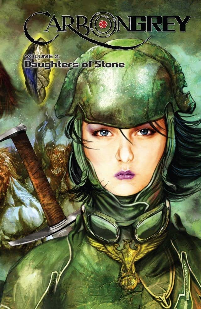 Carbon Grey Vol. 2: Daughters of Stone
