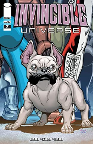 Invincible Universe No.7