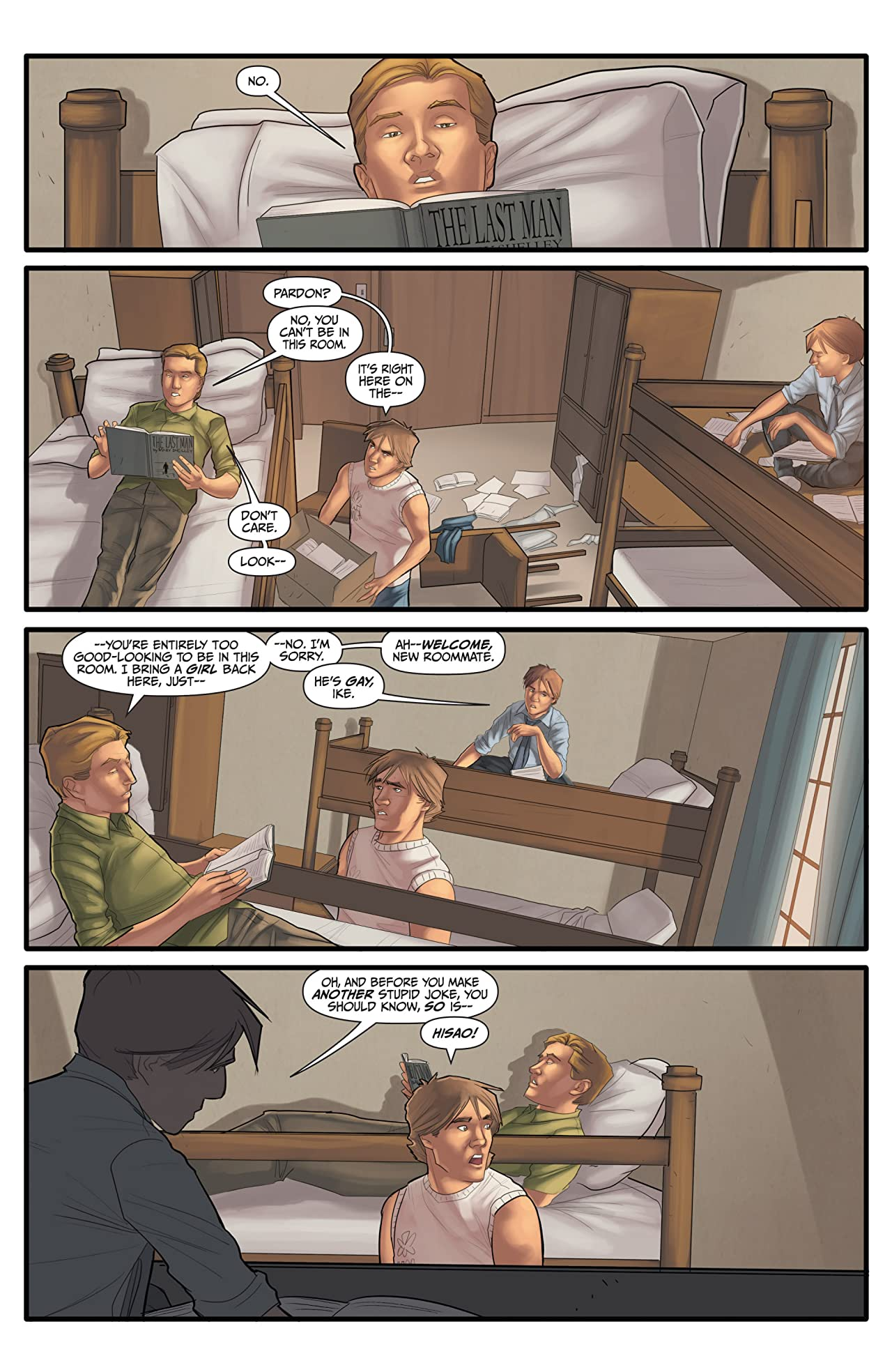 Morning Glories #33