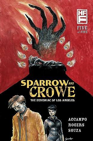 Sparrow & Crowe: The Demoniac of Los Angeles #5