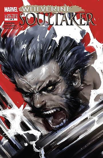Wolverine: Soultaker (2005) #1 (of 5)