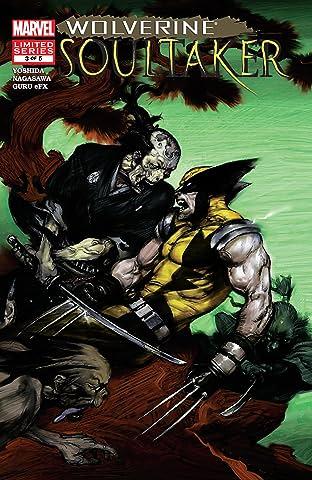 Wolverine: Soultaker (2005) #3 (of 5)