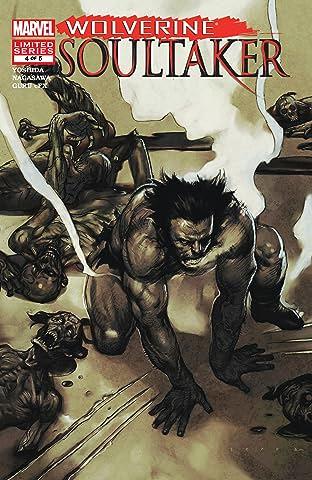 Wolverine: Soultaker (2005) #4 (of 5)
