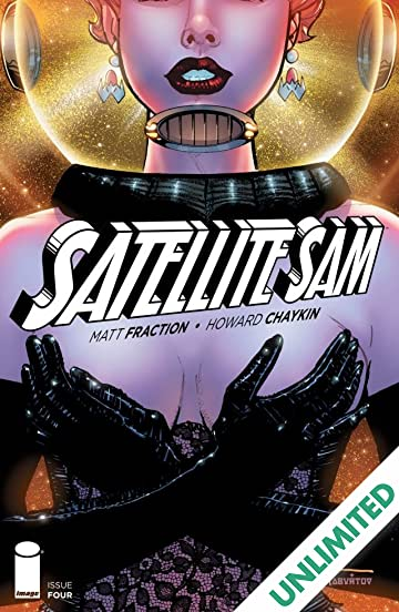 Satellite Sam #4