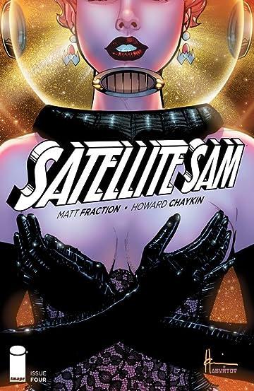 Satellite Sam #4