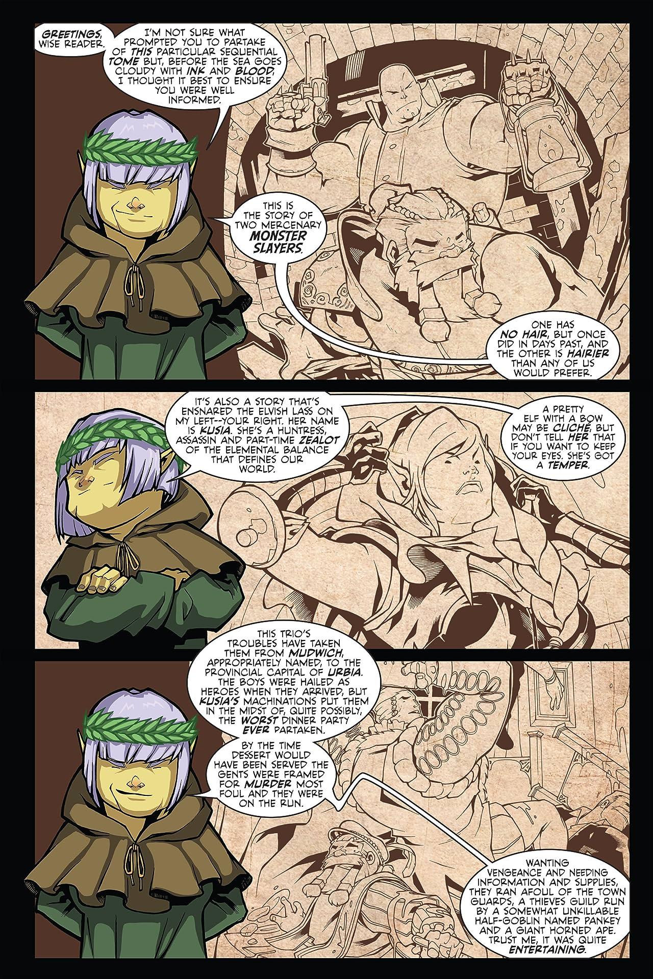 Skullkickers: Treasure Trove Vol. 2