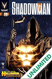 Shadowman (2012- ) #11: Digital Exclusives Edition