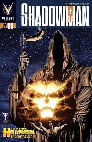 Shadowman (2012- ) No.11: Digital Exclusives Edition
