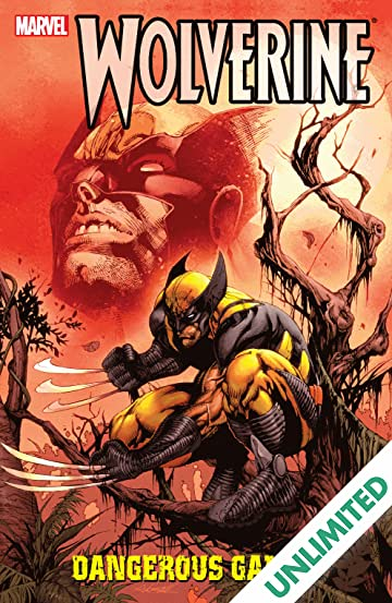 Wolverine: Dangerous Games