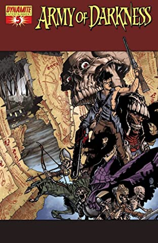 Army of Darkness Vol. 1 #5