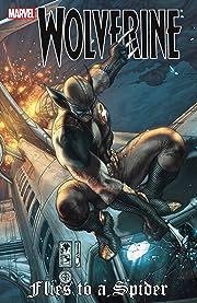 Wolverine: Flies to a Spider