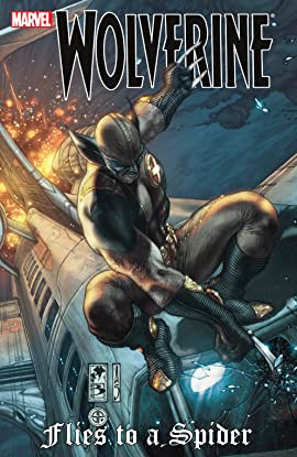 Wolverine: Flies to a Spider