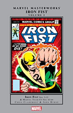 Iron Fist Masterworks Vol. 2