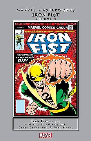 Iron Fist Masterworks Vol. 2