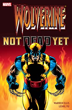 Wolverine: Not Dead Yet