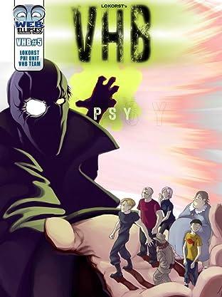 V.H.B. Tome 5: Psy